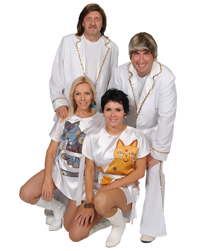 ABBA Showband von Waniek Events
