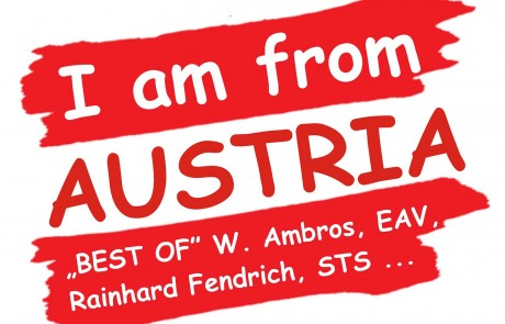 "Austropop Konzert ""I am from Austria"" bei Waniek Events"