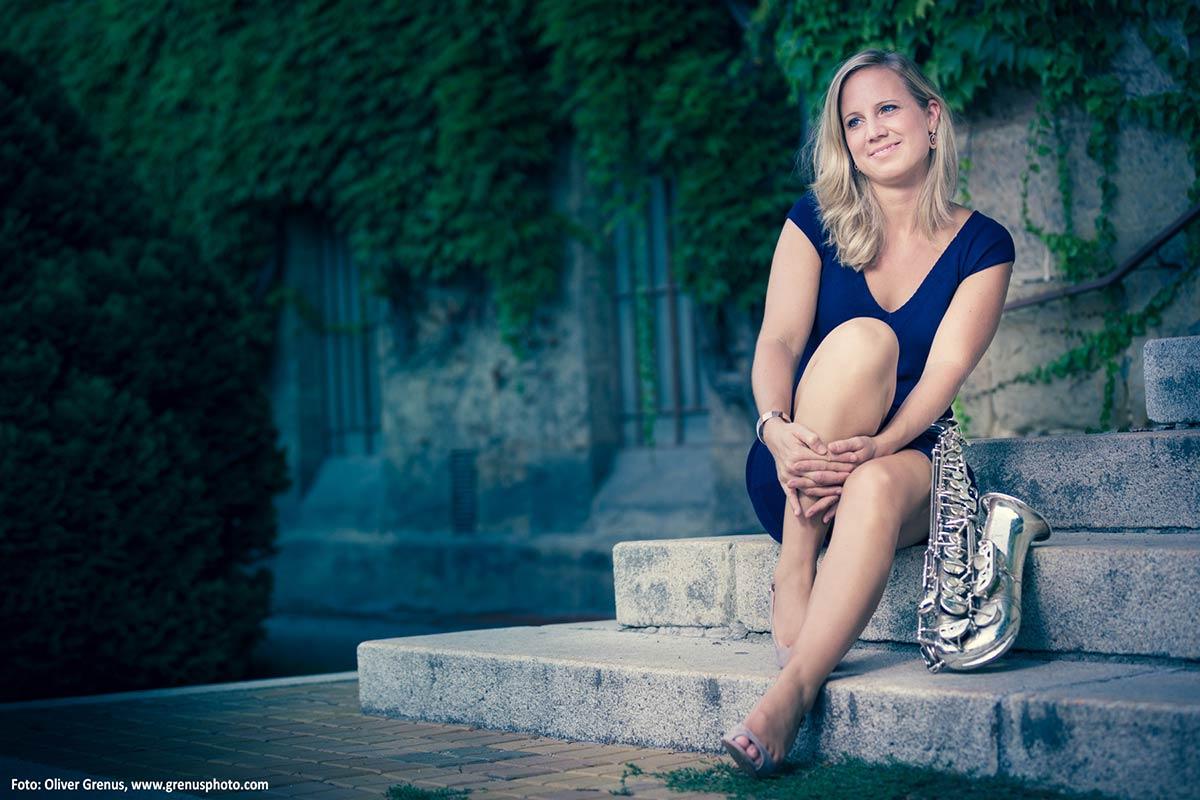 Miles Away - Saxophone Music bei Waniek Events