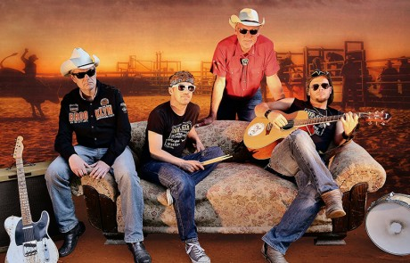 Nashville - Die österreichische Countryband bei Waniek Events