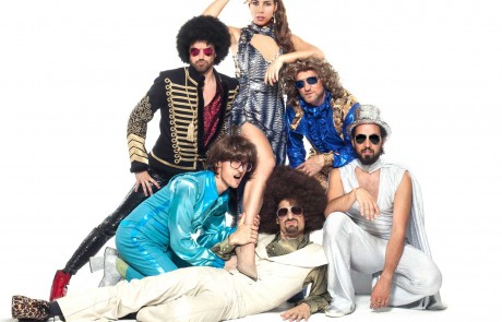 The Bad Powells - Disco-Partyband bei Waniek Events
