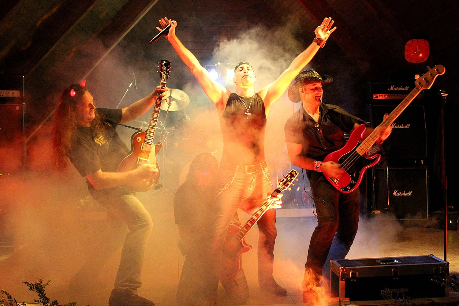 Strongbow Coverband bei Waniek Events