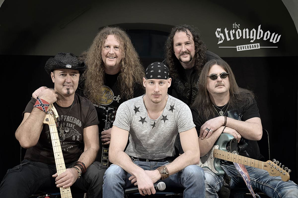 The Strongbow - Hardrock Coverband aus Österreich bei Waniek Events