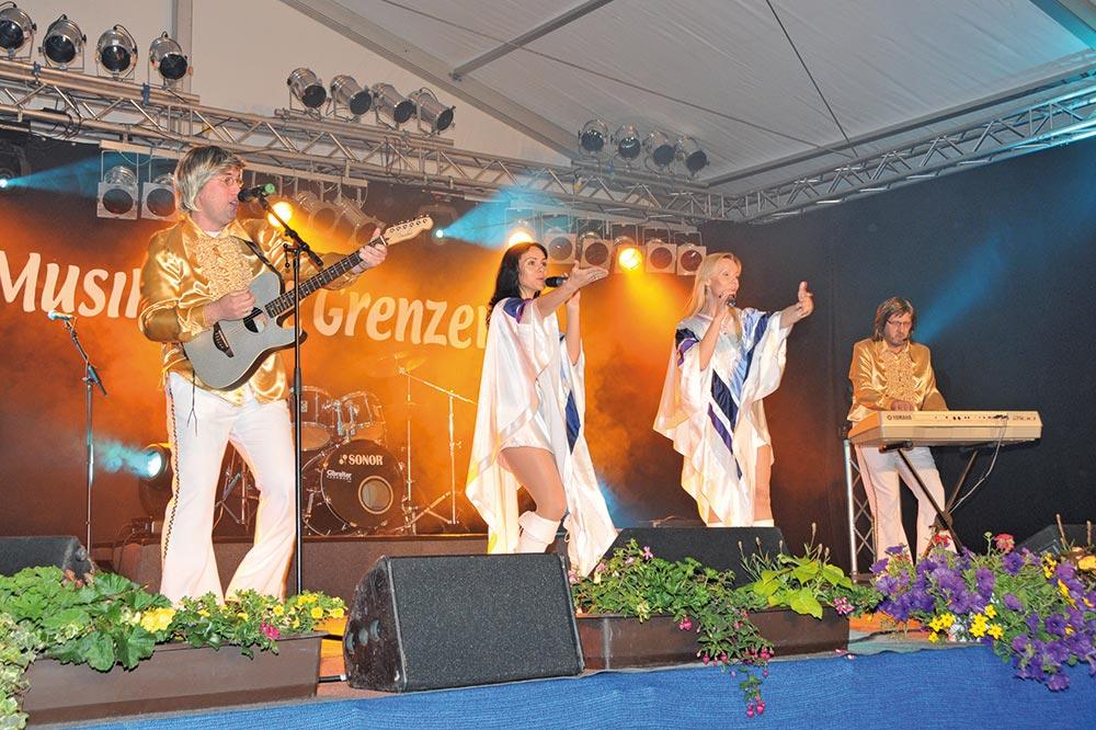 ABBA Show in Bruck/Mur